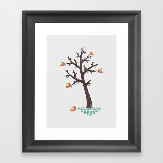 Tree of Hope Framed Art Print