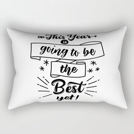 this year going to be the best Rectangular Pillow
