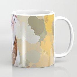 American staffordshire terrier pop art Coffee Mug