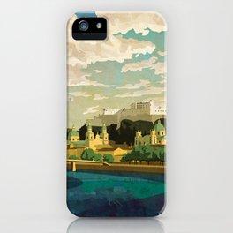 Salzburg, Austria iPhone Case