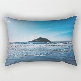 Caution Riptide Rectangular Pillow