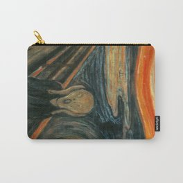 The Scream - Edvard Munch Carry-All Pouch