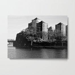 Henriksdal Stockholm 2 Metal Print
