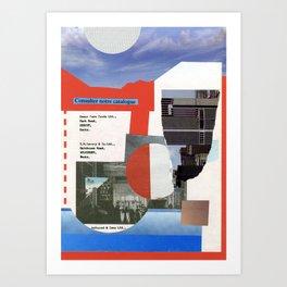 catalogue Art Print