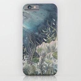 Underwater Greenhouse iPhone Case