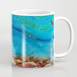 Gorging Rainbow Coffee Mug