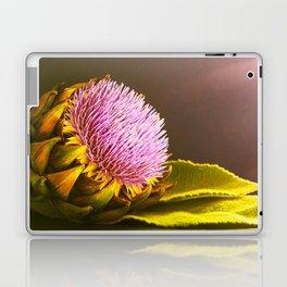artichokes flower Laptop & iPad Skin
