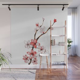 Cherry blossom 2 Wall Mural