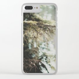 attersee (22) Clear iPhone Case
