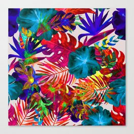 Tropicana i Canvas Print