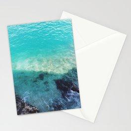 Mediterranean Sea Stationery Cards