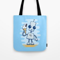 Ned's Ice Cream Tote Bag
