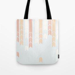 Japanese Pattern: Autumn Tote Bag