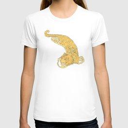Crouching Tiger Hidden Dragon T-shirt
