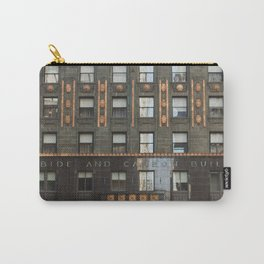 Chicago with a touch of Gold Carry-All Pouch