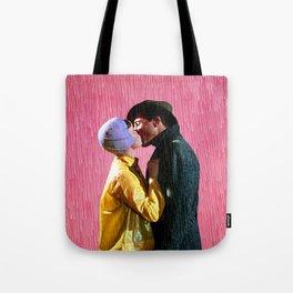 Singin' in the Rain - Pink Tote Bag