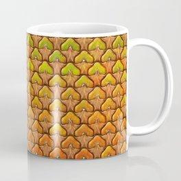 Pineapple Mania Texture Coffee Mug