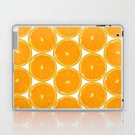 Orange Fruit Pattern Laptop & iPad Skin