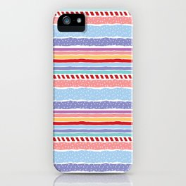 Candy madness iPhone Case