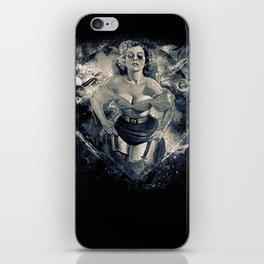Space Breaker iPhone Skin