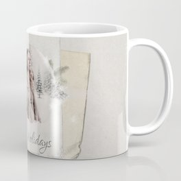 OUAT HAPPY HOLIDAYS // Emma Swan Coffee Mug