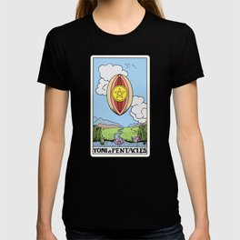 Yoni of Pentacles T-shirt