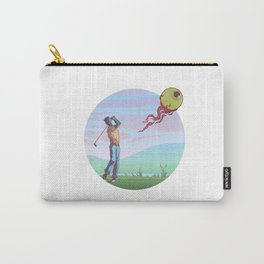 Zombie golf Carry-All Pouch