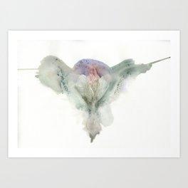 Canon's Vulva Print No.1 Art Print