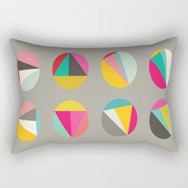 Irregular axiom Rectangular Pillow
