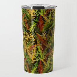 Fern Forest in Rustica Travel Mug