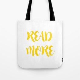 READ MORE.  Tote Bag