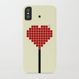 028 love is in the air iPhone Case