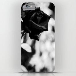 black rose 2 iPhone Case
