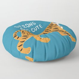 Strong and Cute Floor Pillow