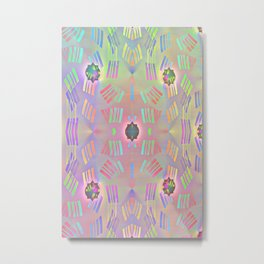 Fantasy with lightning colours Metal Print