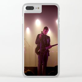 Paul Banks / Interpol at Terminal 5 New York City Clear iPhone Case