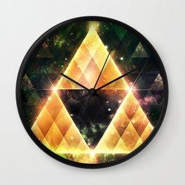 Triforce Wall Clock