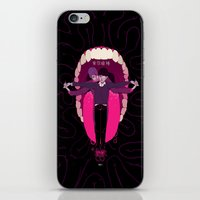 tokyo ghoul iPhone & iPod Skins featuring Tokyo Ghoul by Meex Art