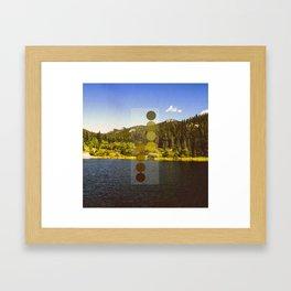 Bliss~~ Framed Art Print
