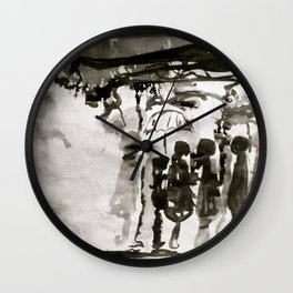 Irish dream Wall Clock