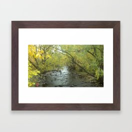 Autumn Dream Framed Art Print