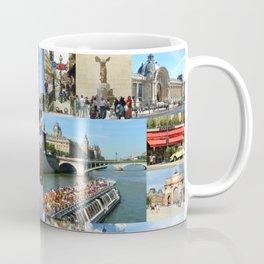 Paris Photo Collage Coffee Mug