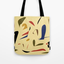 A little abstract Tote Bag