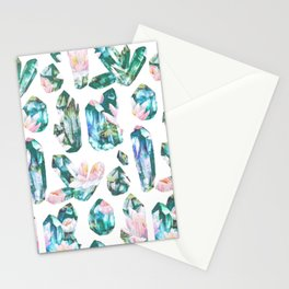 The Lotus in the Jewel Stationery Cards