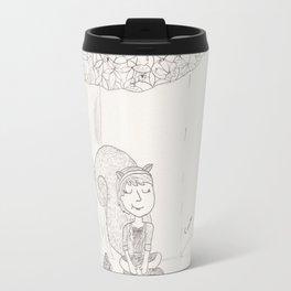 Squirrel Girl - Chestnut Season Travel Mug