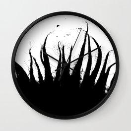 Fungal Groath Wall Clock
