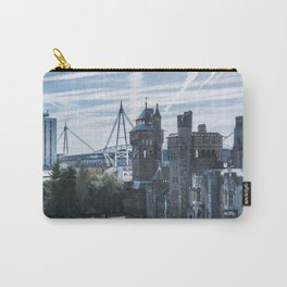 Castle Appartments Carry-All Pouch