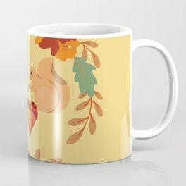 Squirrels fall in love Coffee Mug