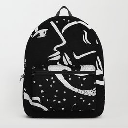 STARRY NIGHT (Square crop) Backpack