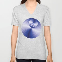 Blue magic D1 Unisex V-Neck
